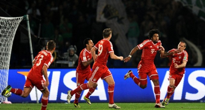 El Bayern de Munich se proclama mejor equipo del mundo