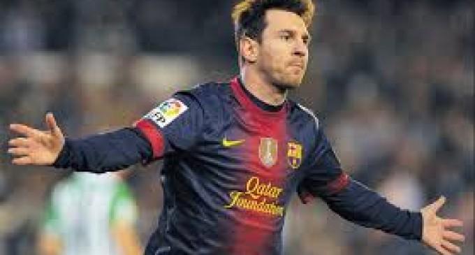 """Messi inicia """"la cuenta atrás"""" para su regreso"""