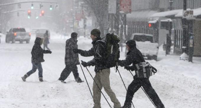 Al menos 14 muertos por el temporal de frÍo que azota a EEUU y Canadá