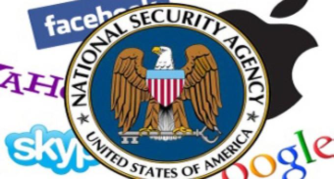 Los gigantes de internet piden limitar las actividades de vigilancia de EE.UU.