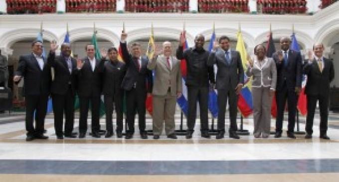 Tratado Constitutivo consolida jurídicamente el ALBA