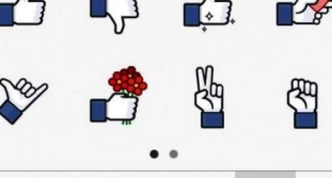 Facebook lanza el botón 'No me gusta' para los mensajes privados
