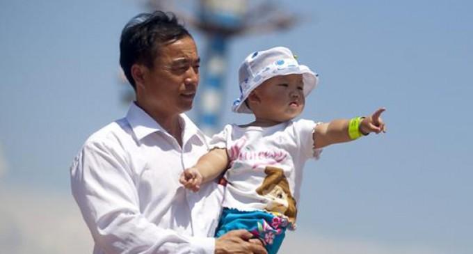 China modifica su política del hijo único