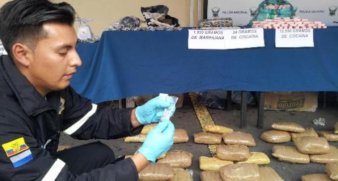 Una nueva clase de marihuana está circulando en el Ecuador