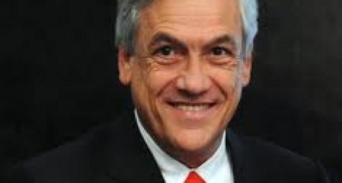 """Piñera: """"La futura Presidenta siempre tendrá una actitud leal de parte nuestra"""