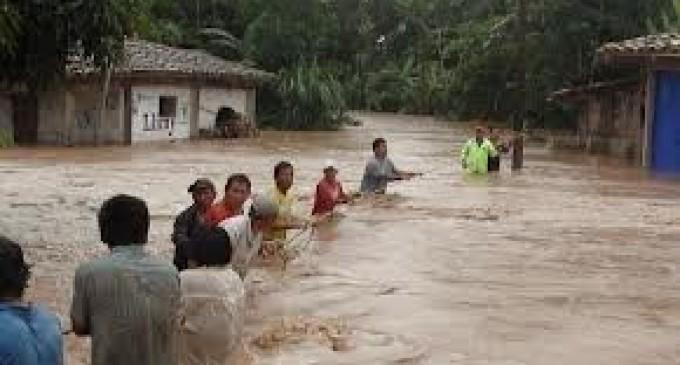 Casi 40 personas mueren por tempestades en Brasil