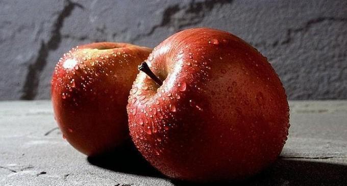 Una manzana al día aleja el riesgo de muerte cardiovascular