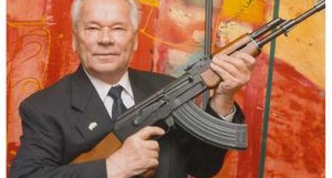 Murió el padre del AK-47 Kalashnikov, el arma de guerra más usada del mundo