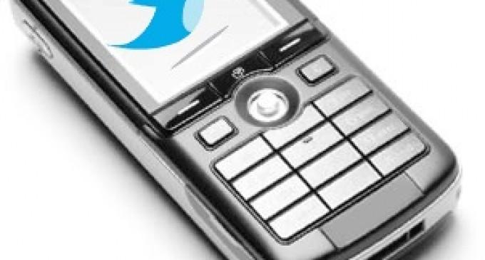 Twitter se podrá usar en teléfonos sin internet