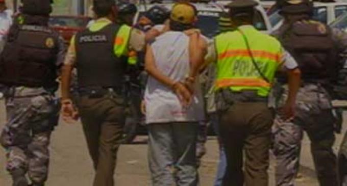Policía Nacional logra recapturar a 24 de los 56 presos que se fugaron del CDP en Quito