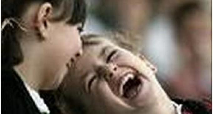 Reírse es una cosa muy seria