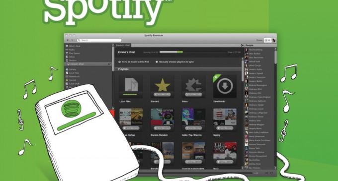 Spotify gratis en dispositivos móviles