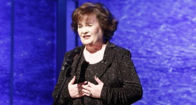 Susan Boyle reconoce publicamente que sufre el síndrome de Asperger
