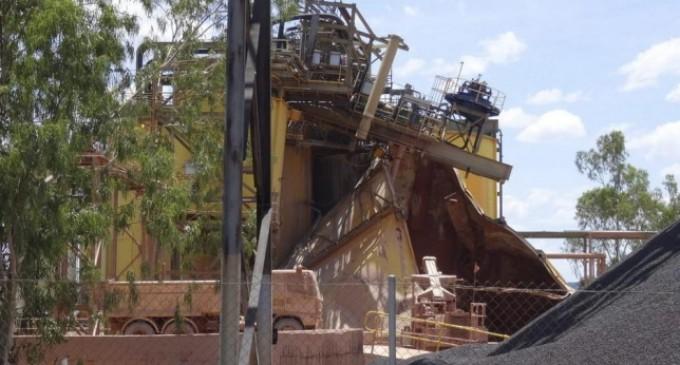 Derramados un millón de litros de líquido radiactivo por una mina australiana