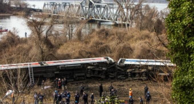 Cuatro muertos en accidente de tren en Nueva York