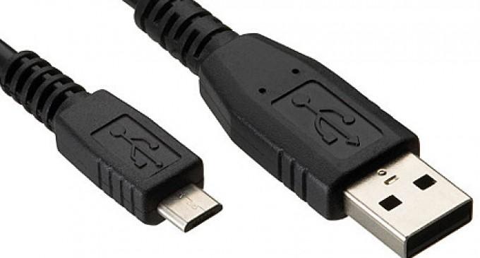 El nuevo USB será reversible