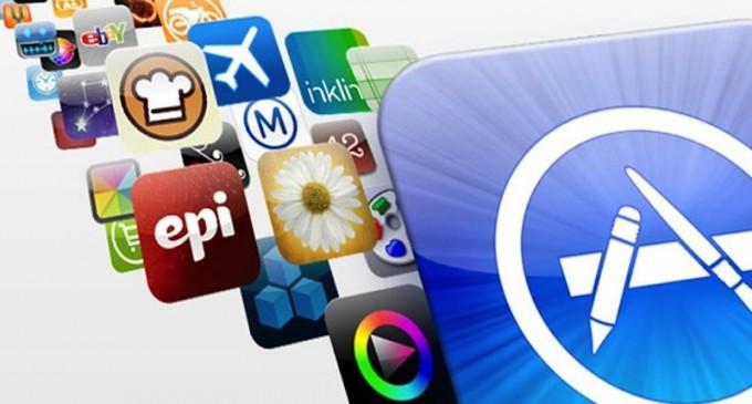 La App Store de Apple recauda 10.000 millones de dólares en 2013