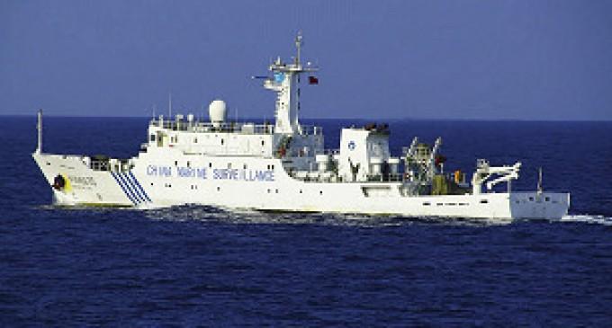 """Nuevas leyes de pesca chinas son """"peligrosas y provocativas"""""""