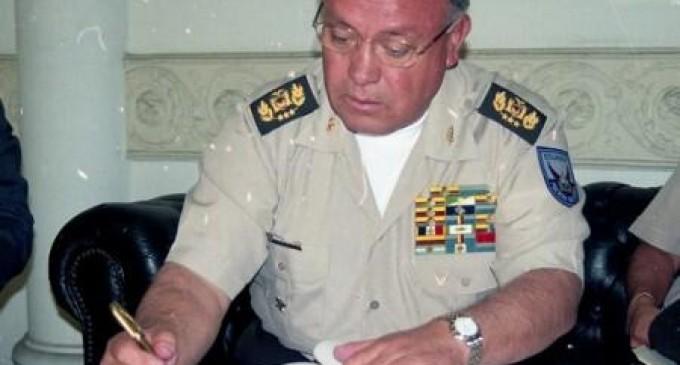 Excomandante de Policía acusado de delitos de lesa humanidad fue detenido en Estados Unidos
