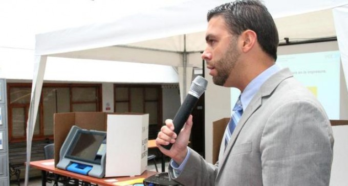 Se presentarán equipos de Voto Electrónico en Azuay