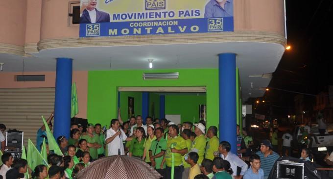 PAIS inicia campaña en Los Ríos