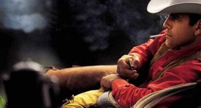 El «hombre Marlboro», Eric Lawson, murió de enfermedad pulmonar