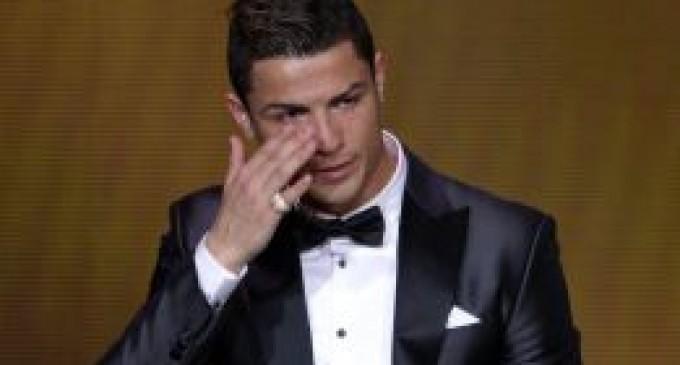 Cristiano, Balón de Oro 2013