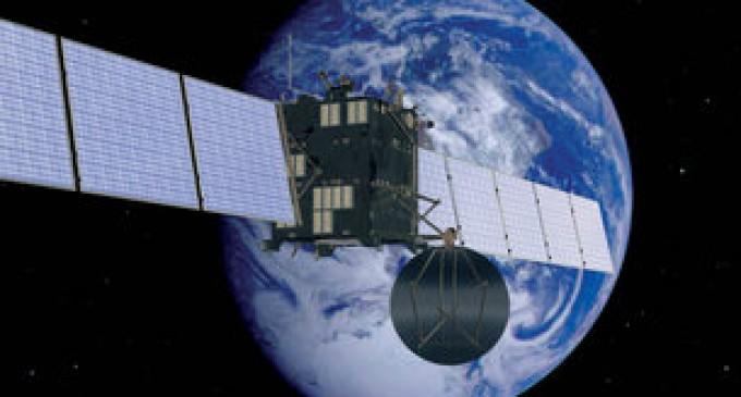 La sonda espacial Rosetta despertó de su hibernación