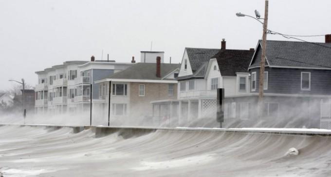 Declaran estado de emergencia en Nueva York por el paso de la tormenta «Hércules»