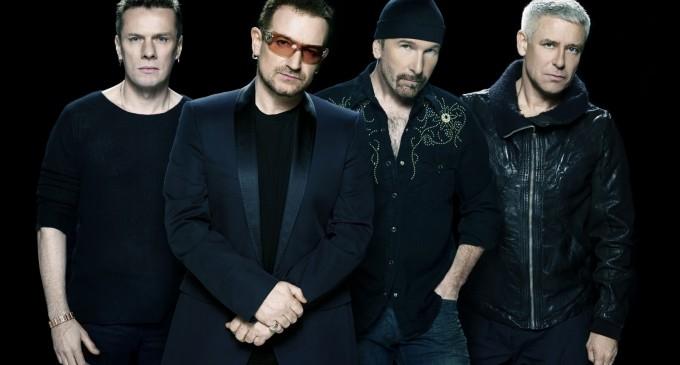 U2 estrenará canción en el Super Bowl