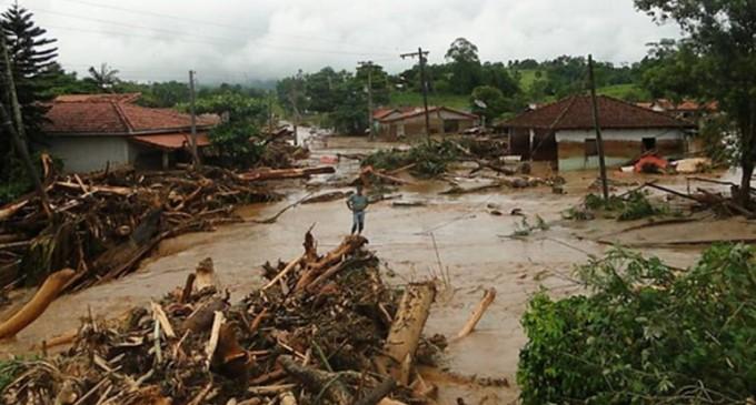 Brasil: ya son 22 los muertos por las lluvias en San Pablo