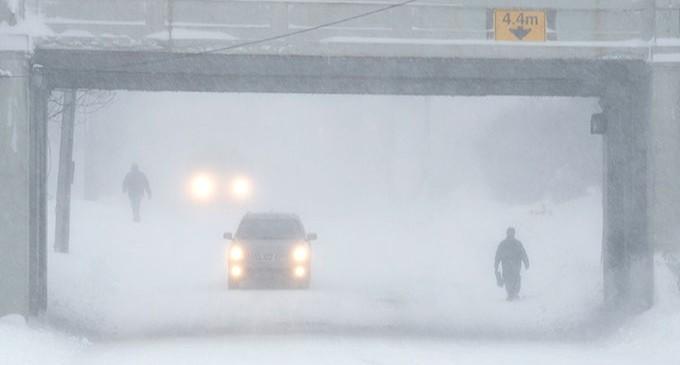 Canadá espera temperaturas de hasta 50 grados bajo cero