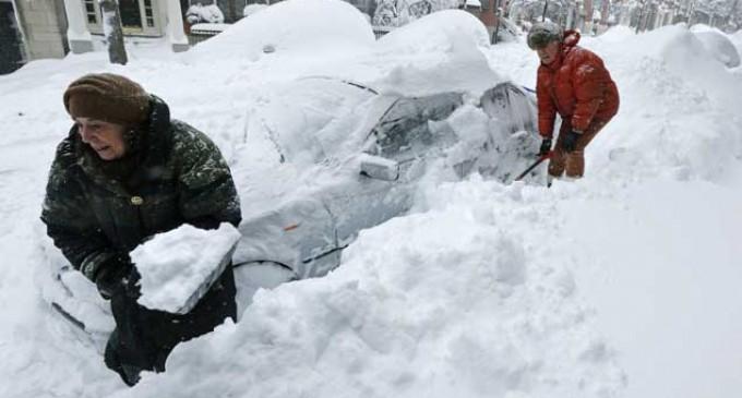 Nueva York sufre el frío más intenso en varias décadas