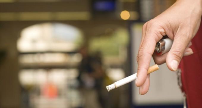 Más de 960 millones de personas fuman todos los días