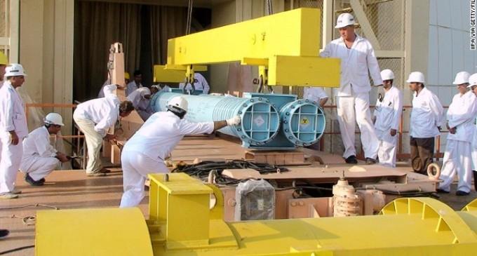 Irán frena el enriquecimiento de uranio al inicio del acuerdo nuclear