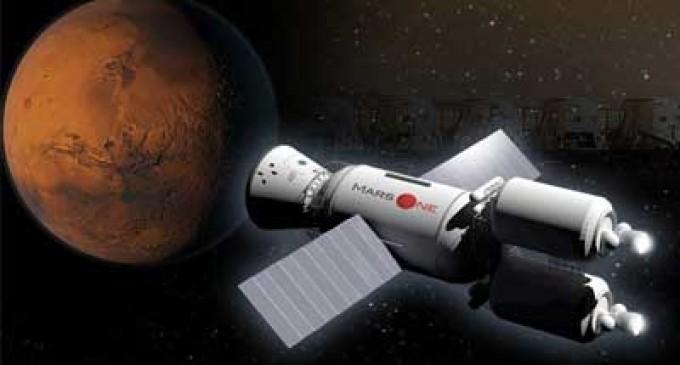 Anuncian los primeros seleccionados para viajar a Marte