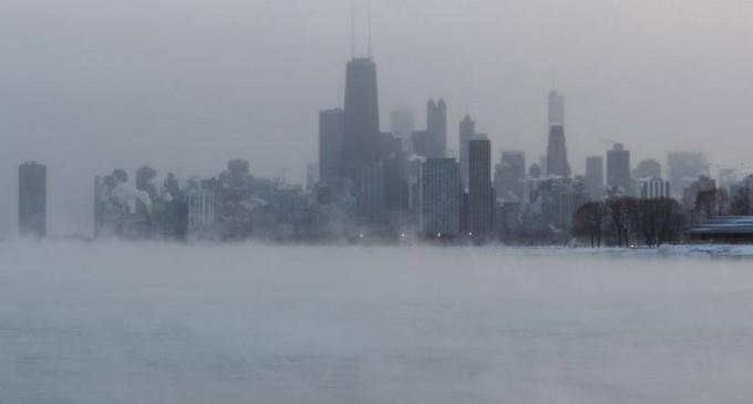 Las temperaturas congelantes regresan a la región este de Estados Unidos