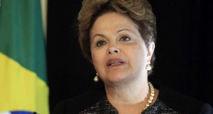 Rousseff insiste en que Brasil ofrecerá un Mundial exitoso