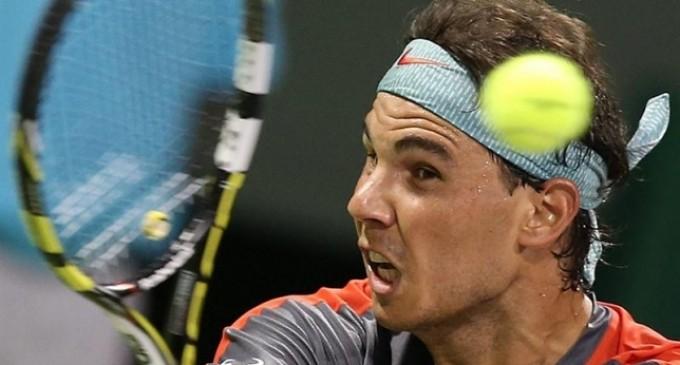 Rafa Nadal consigue el pase a las semifinales tras imponerse a Gulbis
