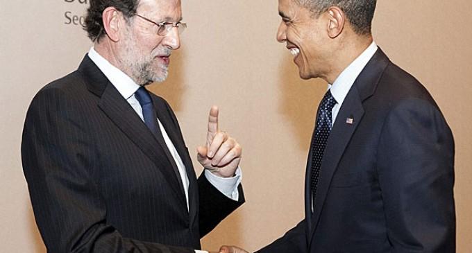 Rajoy visita a Obama para vender que España ha pasado ya lo peor de la crisis