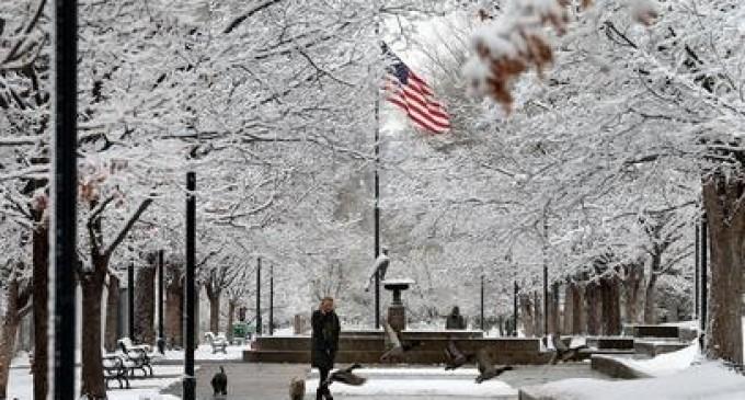 La mitad de Estados Unidos tendrá temperaturas de 17 grados bajo cero
