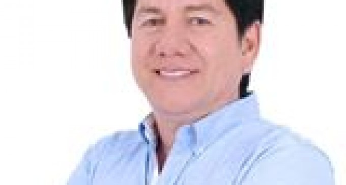 Johnny Terán virtual alcalde de Babahoyo