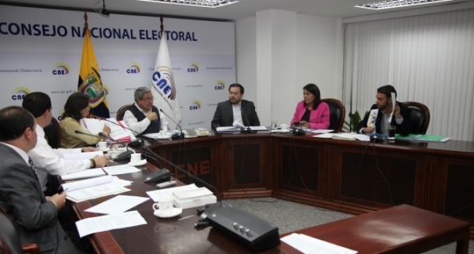 Hoy finaliza el periódo de campaña electoral