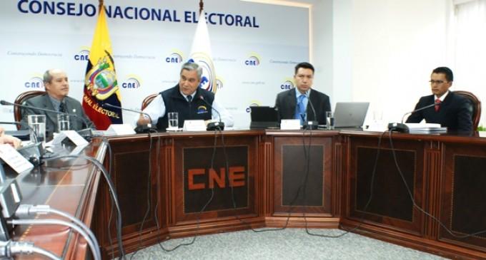 CNE de Ecuador, obtendrá certificación ISO