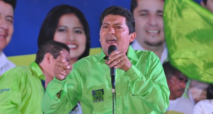 Juan C. Troya reelecto alcalde de Valencia