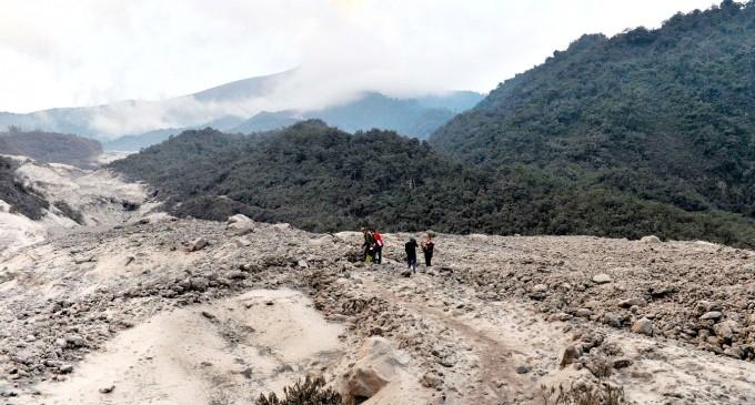 Hay 5.000 ha afectadas en la Sierra centro