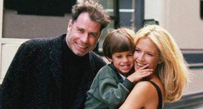 John Travolta dijo que perdió las ganas de vivir cuando su hijo murió