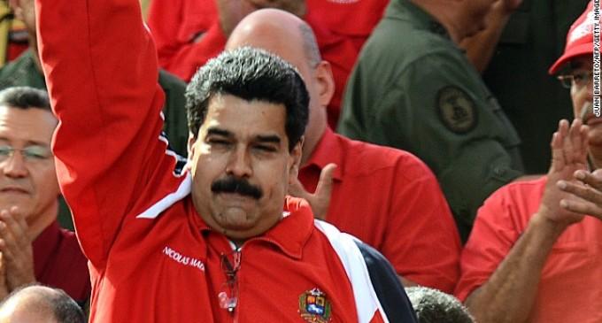 Maduro amenazó con echar a la CNN de Venezuela: «Si no rectifican, se van»