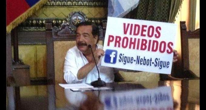 Nebot utilizará medios alternativos para difundir sus spots suspendidos