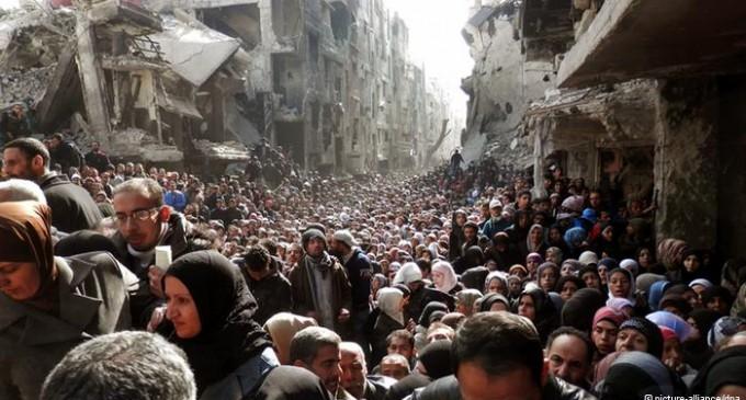 Tres años de la Guerra en Siria